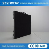 Taux de rafraîchissement élevé P2.98mm Affichage LED intérieur avec une bonne qualité