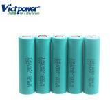 Батарея иона лития 18650 батарей Inr18650-20qm 3.6V2000mAh перезаряжаемые для Sumsung