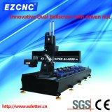 Ezletter, welches die Tisch-Aluminiumprofile spezialisiert, CNC-Fräser (AL4000) festklemmt aufbereitend