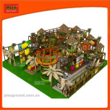 Коммерческие лесных тема Naughty замок крытый детская площадка для продажи