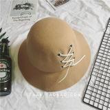 Таким образом хлопка Causual Red Hat с логотипом деловых обедов