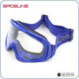 Os óculos de proteção de segurança Dustproof dos óculos de proteção por atacado da motocicleta protegem óculos de proteção desobstruídos do motocross