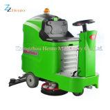 Fournisseur d'experts de la machine de nettoyage industriel de la poussière de plancher