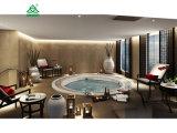 ドバイ7の星のホテルの鉱泉の家具はホテルの家具セットをセットする