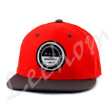 Cercle patch broderie Cap Snapback