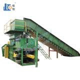 Hba100-110125 Ce, SGS het In balen verpakken van de Pers van het Certificaat Hydraulische Horizontale Machine