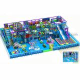 Parque de diversões interno da qualidade superior do equipamento do campo de jogos das crianças superiores