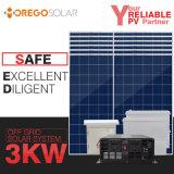 Morego fuera de la red 3kw 5kw de Energía Solar System Home