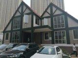 Chambre préfabriquée mobile économique personnalisée par imperméabilisation de tremblement de terre