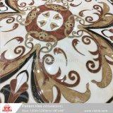 De grote Tegel van de Vloer van het Patroon van het Raadsel van de Bloem van het Tapijt van het Bouwmateriaal (VA12P6089, 1200X1200mm)