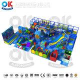 Зона для детей для использования внутри помещений мягкая осуществлять игровая площадка
