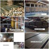 Revestimientos de pisos de bambú exterior duradero
