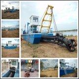 De Baggermachine van het Zand van de Zuiging van de Snijder van de dieselmotor