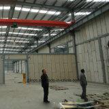 Предотвращение пожаров/огнеупорного вопрос EPS/Полистирол Сэндвич панели для строительства Pubilc/торговый центр
