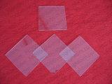 Plaza Crystal Clear de la placa de cristal de cuarzo.