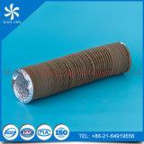 conduit flexible en aluminium/boyau de PVC de 100mm 125mm 150mm 200mm 250mm 300mm