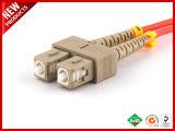 SCのシンプレックスシングルモード光ファイバケーブルへの2.0mm SC