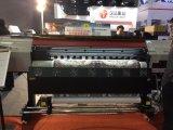 Xaar1201 1.8m grand format de l'imprimante à sublimation thermique pour le papier transfert