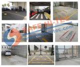 Het draagbare OnderSysteem van de Inspectie van de Controle van het Voertuig voor de veiligheidscontrole SA3000 van de Auto