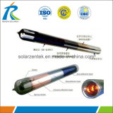 Le chauffe-eau solaire partie le tube solaire de vide
