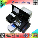 기계 100 PCS 카드 & 50 PCS CD 인쇄를 위한 자동 잉크 제트 PVC 카드 인쇄 기계 인쇄