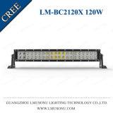 가져오기 반점 결합 20 인치에 의하여 구부려지는 LED 표시등 막대 120W를 위한 Lmusonu 최고 제품