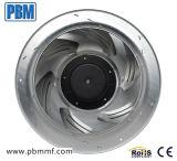 310mm vers l'arrière de commande de vitesse moteur EC Ventilateur centrifuge