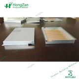 Les panneaux de carton ondulé avec panneau en aluminium de trapèze perforée / feuilles