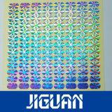 Collant de Anti-Contrefaçon d'hologramme fait sur commande de couleur