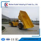 4 ton die de Vrachtwagen van de Stortplaats met Motor Deutz (ku-4) ontginnen