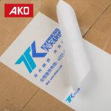 "Kohlenstoff-freies Papier 3.94 "" *7.09 "" (100mm*180mm) passte glatt Drucken-Verschiffen-Kennsatz-Logistik-Kennsatz an"