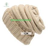 В Европе зима полосатая обычная для вязания на открытом воздухе с теплой натуральной шерсти с