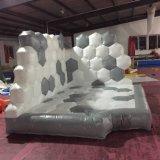 夏販売のための普及した巨大で膨脹可能な水スライドの浮遊スライド