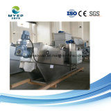 Parafuso de desidratação de lamas Pressione para tratamento Wasterwater estrume de vaca