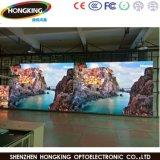 Visualización de LED a todo color al aire libre del alquiler P6 de la definición de Hight
