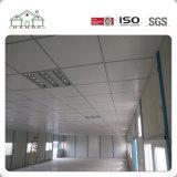 Preiswertere Dekoration mit Ceilding und Bodenbelag-Stahlkonstruktion-Aufbau-vorfabriziertem Gebäude-Lager-Haus
