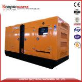 Yuchai 160KW 200kVA Groupe électrogène diesel de type silencieux pour la Birmanie