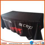 トレードショーの表示テーブルクロスの使用できる合われた伸張様式