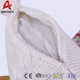 Ammortizzatore lavorato a maglia acrilico della pianura di modo del Macrame di alta qualità
