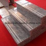 Scale di pietra naturali, colonna montante, impronta per i punti dell'interno del pavimento di &Outdoor