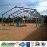Structure en acier conçu préfabriqués hangar de l'atelier