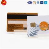 Belüftung-Kontakt-Chipkarte mit Hico magnetischem Streifen