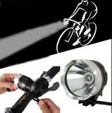 10W T6 CREE LED de aluminio de alta potencia de luz de bicicleta (YZL805)