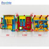 Neues aufblasbares Schloss-kombiniertes/aufblasbares Prahler-Schloss für Verkauf