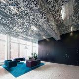 Aluminium verschobene Metalldekorative Panel-Decke