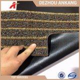 Support en PVC PP Pieu de boucle/Couper le tapis de gazon de pieu pour l'étage