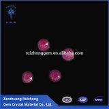 Rubí sintético del cojinete joya joya artificial de fútbol, cojinete de Ruby