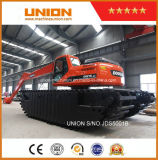 Heißer Verkauf für langes Arm Doosan 215-9 amphibischen Exkavator