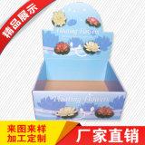 Comercio al por mayor impresas personalizadas cajas de cartón corrugado único logotipo personalizado mostrar el cuadro de mailing
