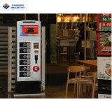 Restaurante Estación de carga del teléfono móvil de alta velocidad con la publicidad